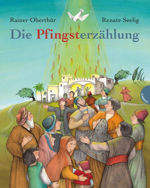 Die Pfingsterzählung – als Bilderbuch, Erzähltheater und im Doppelband mit Ostern