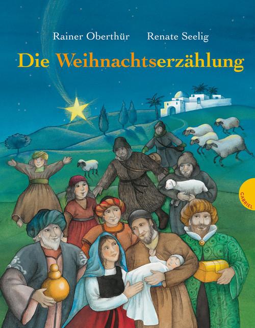Die Weihnachts-erzählung – als Bilderbuch und als Erzähltheater